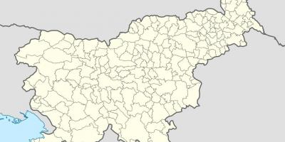 Slovenia map location